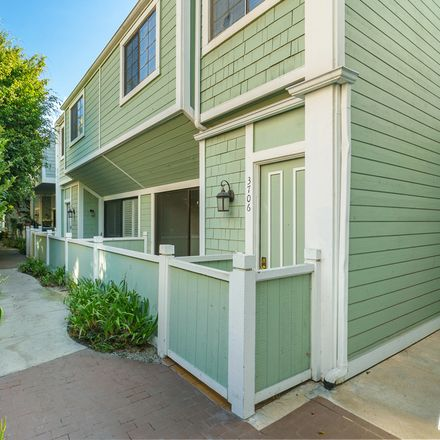 Rent this 2 bed townhouse on Via Dolce in Los Angeles, CA 90292