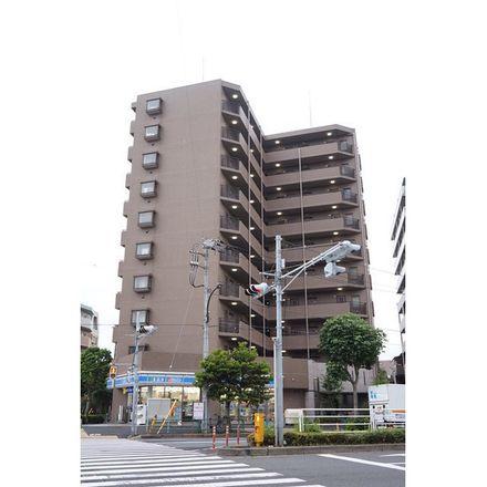 Rent this 1 bed apartment on ローソン in Kiyosuna-ohashi-dori, 東葛西7丁目