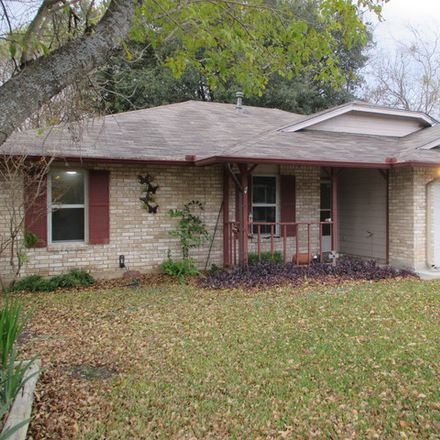 Rent this 3 bed house on 14327 Bellcrest Drive in San Antonio, TX 78217
