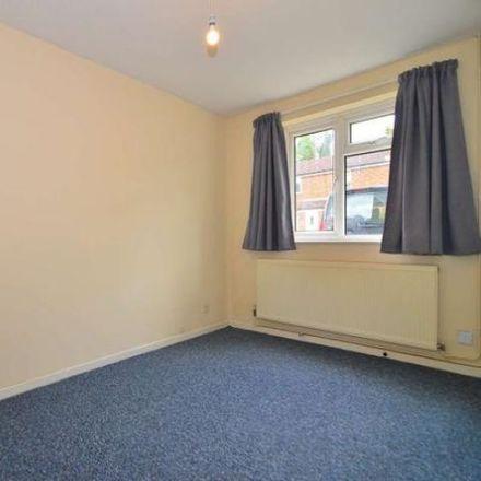 Rent this 2 bed house on Woodlea in Ashford TN24 8YB, United Kingdom