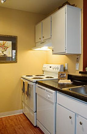 Rent this 1 bed apartment on Jones Road in Jersey Village, TX 77065:77429