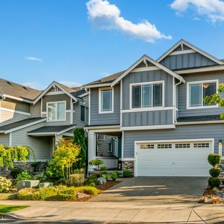 Rent this 4 bed house on 195th Pl SE in Bothell, WA