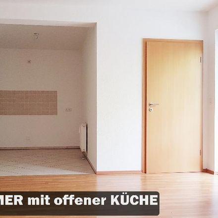 Rent this 2 bed apartment on Freiwillige Feuerwehr Zwickau-Cainsdorf in Teichstraße 32a, 08064 Zwickau