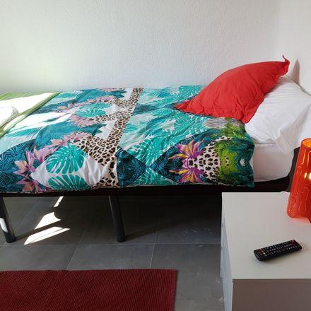 Rent this 4 bed room on Calle Ernestina Manuel de Villena in 28001 Madrid, Spain