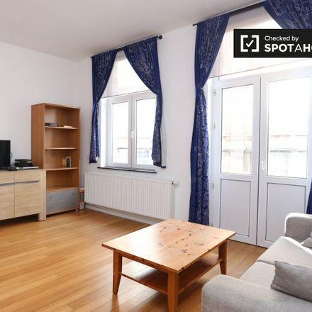 Rent this 1 bed apartment on Rue Le Lorrain - Le Lorrainstraat 42 in 1080 Molenbeek-Saint-Jean - Sint-Jans-Molenbeek, Belgium