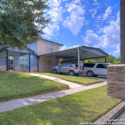 Rent this 4 bed loft on 6238 Big Valley Drive in San Antonio, TX 78242