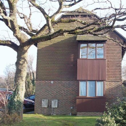 Rent this 1 bed apartment on Shoreham Road in Small Dole BN5 9XE, United Kingdom