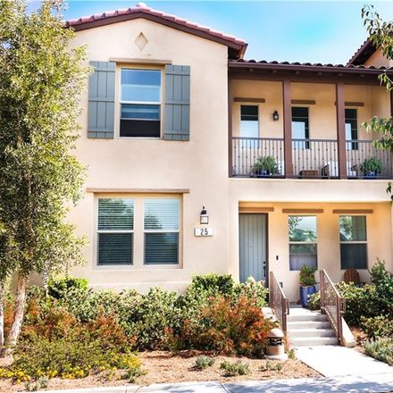 Rent this 3 bed townhouse on Mason Ln in Ladera Ranch, CA