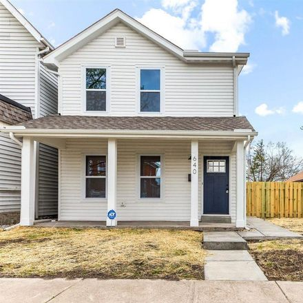 Rent this 3 bed house on 640 East Starr Avenue in Columbus, OH 43201