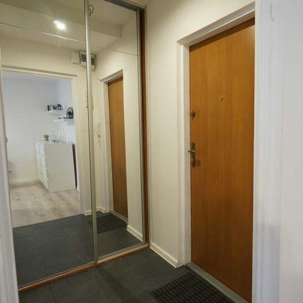 Rent this 1 bed apartment on Generała Jarosława Dąbrowskiego 69 in 93-267 Łódź, Polska
