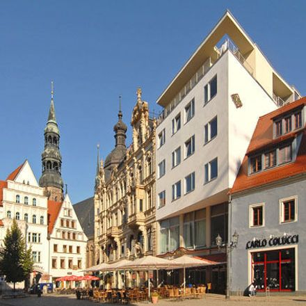 Rent this 2 bed apartment on Hauptmarkt 12 in 08056 Zwickau, Germany