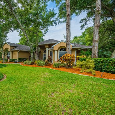 Rent this 4 bed house on 210 Alameda Dr in Merritt Island, FL