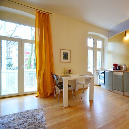 Rent this 1 bed apartment on Siegstraße 14 in 40219 Dusseldorf, Germany
