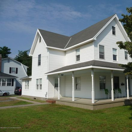Rent this 1 bed duplex on 220 Liberty Street in Long Branch, NJ 07740