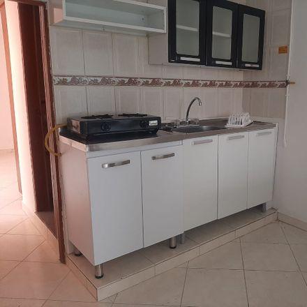 Rent this 1 bed apartment on CENTRO POLICLÍNICO S.A. in Carrera 46, Comuna 10 - La Candelaria