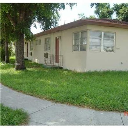 Rent this 2 bed duplex on 1296 Northeast 110th Terrace in Courtly Manor, FL 33161