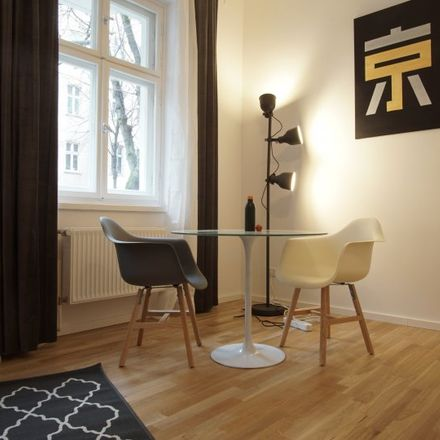 Rent this 3 bed apartment on Gabriel-Max-Straße 14 in 10245 Berlin, Germany