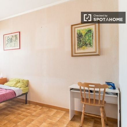 Rent this 5 bed room on Viale Filippo Tommaso Marinetti in 00143 Rome RM, Italy
