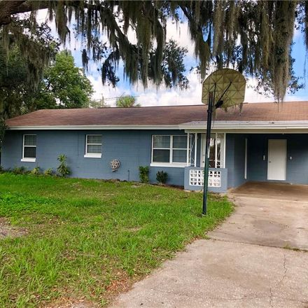 Rent this 4 bed house on 759 Baywood Cir in Sanford, FL