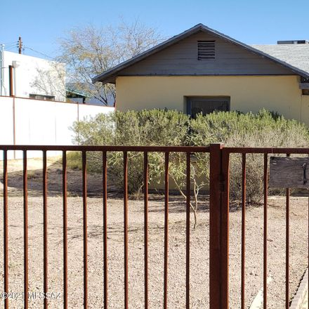 Rent this 3 bed house on 1010 North 11th Avenue in Tucson, AZ 85705