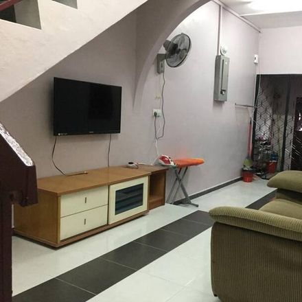 Rent this 1 bed apartment on Jalan Padang Temu in Portuguese Settlement, 75050 Malacca City