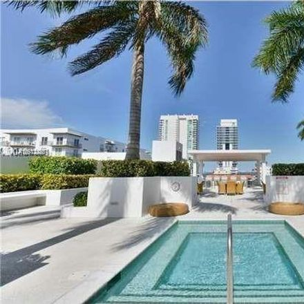 Rent this 2 bed condo on 333 Northeast 24th Street in Miami, FL 33137