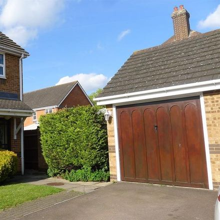 Rent this 3 bed house on Empire Close in Biggleswade SG18 8AF, United Kingdom