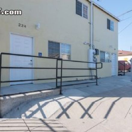Rent this 1 bed house on 3671 Logan Avenue in San Diego, CA 92113