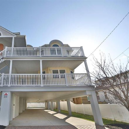 Rent this 3 bed apartment on Margate Blvd in Margate City, NJ