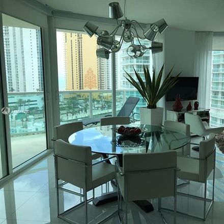 Rent this 3 bed condo on Sunny Isles Blvd in North Miami Beach, FL