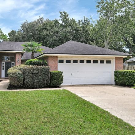 Rent this 4 bed house on 4428 N Pennycress Pl in Jacksonville, FL