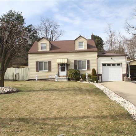 Rent this 3 bed house on Leechburg Road in Penn Hills, PA 15235