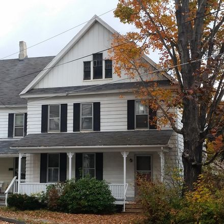Rent this 2 bed apartment on 1539 West Street in Honesdale, PA 18431