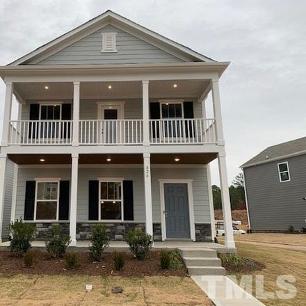 Rent this 5 bed house on Fribourg Ct in Wendell, NC