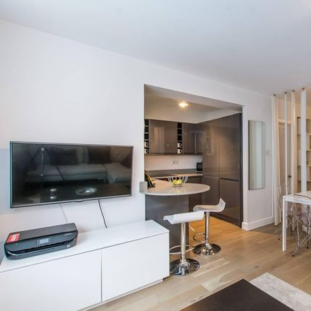 Rent this 0 bed apartment on 43 Vauxhall Bridge Rd in Pimlico, London SW1V 2TA