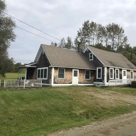 Rent this 2 bed house on 512 Heermanville Road in Coventry, VT 05845