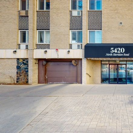 Rent this 2 bed condo on 5420-5422 North Sheridan Road in Chicago, IL 60626