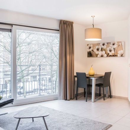 Rent this 0 bed apartment on Boulevard de Dixmude - Diksmuidelaan in 1000 Ville de Bruxelles - Stad Brussel, Belgium