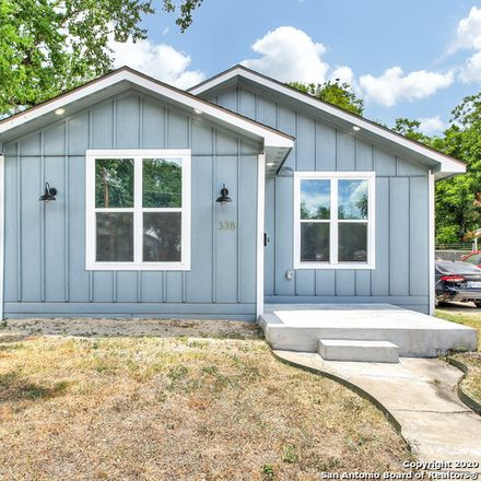 Rent this 3 bed house on 338 Fair Avenue in San Antonio, TX 78223