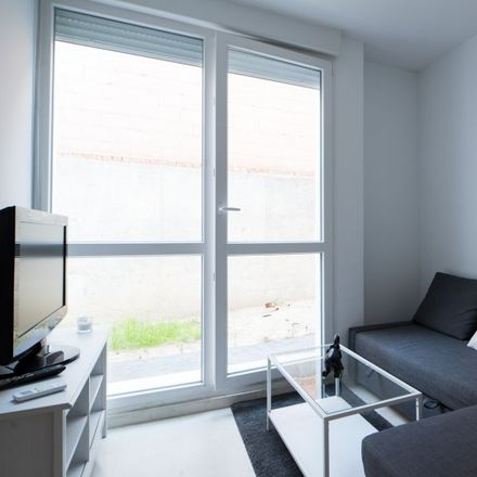 Rent this 1 bed apartment on Calle de Ángel Domínguez in 28001 Madrid, Spain