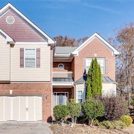 Rent this 4 bed house on 6338 Stewart Ridge Walk in Buford, GA