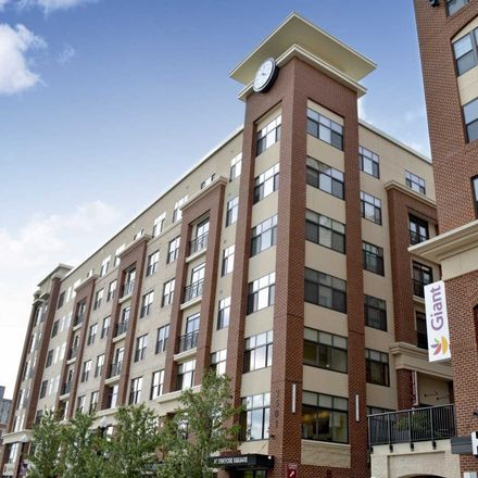 Rent this 1 bed apartment on Penrose Square in South Barton Street, Arlington