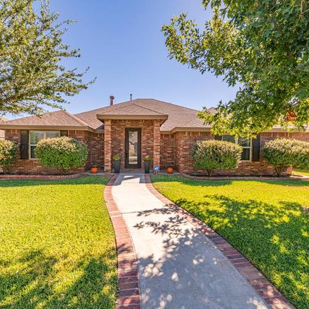 Rent this 3 bed house on 5711 Sabine Drive in Midland, TX 79707