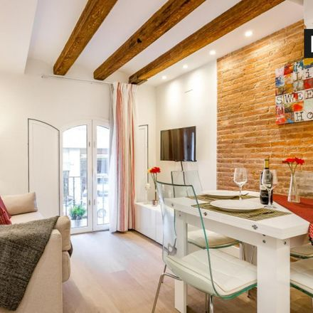 Rent this 2 bed apartment on Outlet Leather Factory in Carrer d'Àvila, 08018 Barcelona