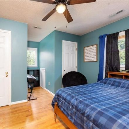 Rent this 3 bed house on 1499 Santolina Lane in Lewisville, NC 27023