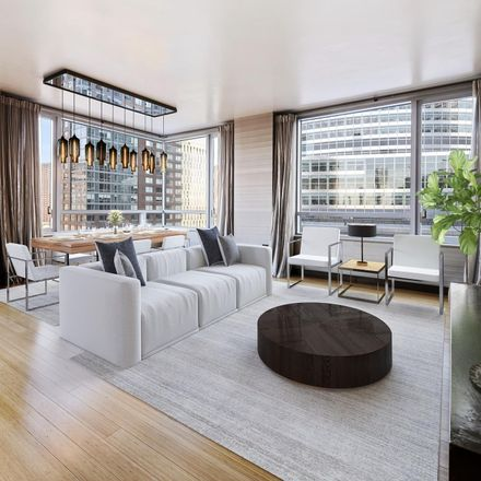 Rent this 3 bed condo on The Riverhouse in 2 River Terrace, New York