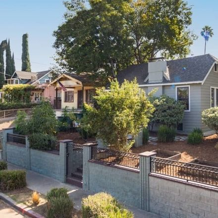 Rent this 3 bed house on 5300 Aldama Street in Los Angeles, CA 90042
