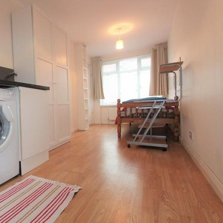 Rent this 0 bed apartment on Ellesmere Road in London NW10 1JS, United Kingdom