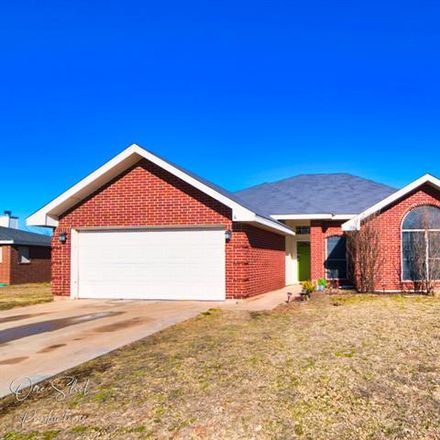 Rent this 3 bed house on 7541 Thompson Parkway in Abilene, TX 79606