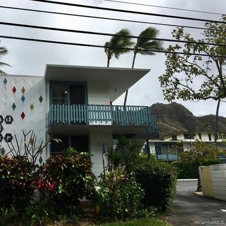Rent this 1 bed apartment on Diamond Head Surf in 3824;3810 Leahi Avenue, Honolulu